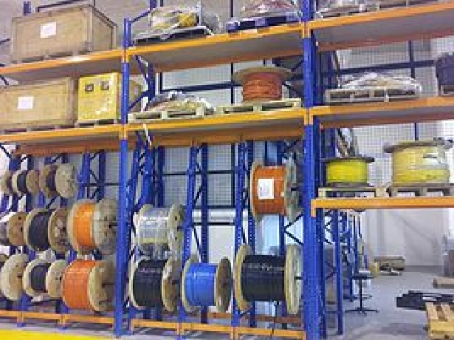 Heavy Cable Racking Gold Wind Engineering Pte Ltd