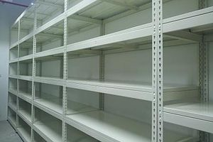 Boltless Shelving top