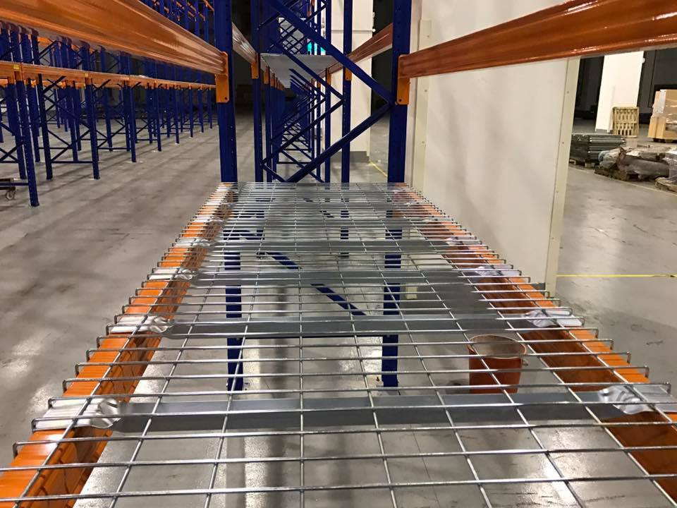Density Of Plastic >> Pallet Racking Systems - Selective Pallet Racking | Gold Wind Engineering