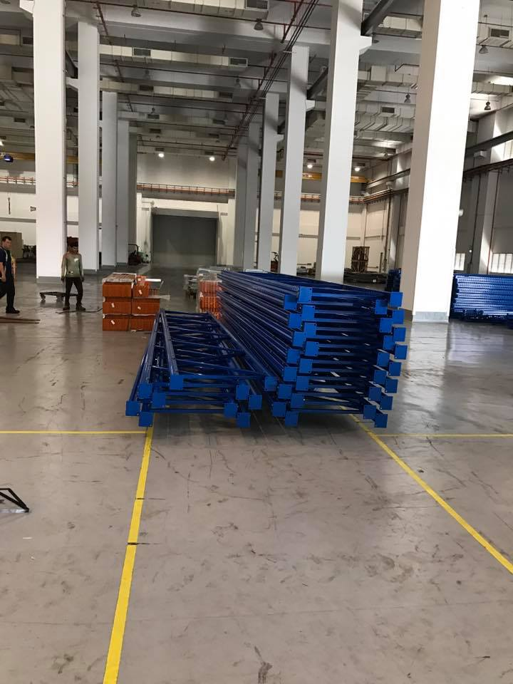 Pallet Racking Systems Selective Pallet Racking Gold